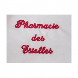 broderie lettres anglaise